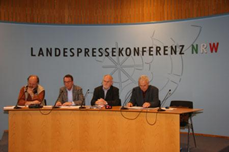 Landespressekonferenz 23.11.07